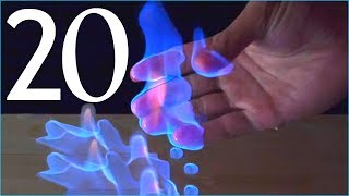 20 Amazing Science Experiments and Optical Illusions! Compilation