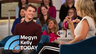 'Henry Danger' Star Jace Norman Speaks Out On Bullying And Dyslexia | Megyn Kelly TODAY
