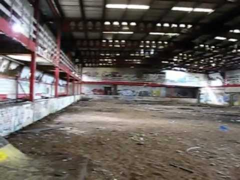 Exploring the Abandoned Matthews equestrian centre