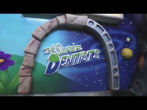 Kids Actually Like Going to the Dentist Because of The Super Dentists