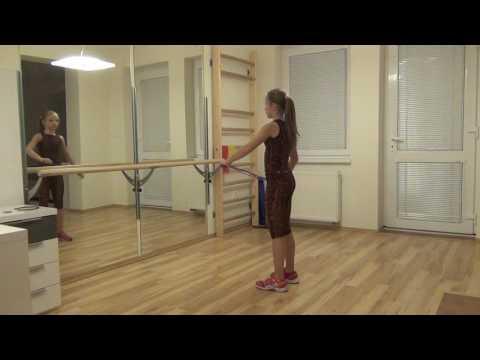 Power legs Workout - Figure skater (exercise - explosive, strength, jump)