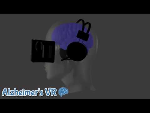 Alzheimer's VR - Android Prototype