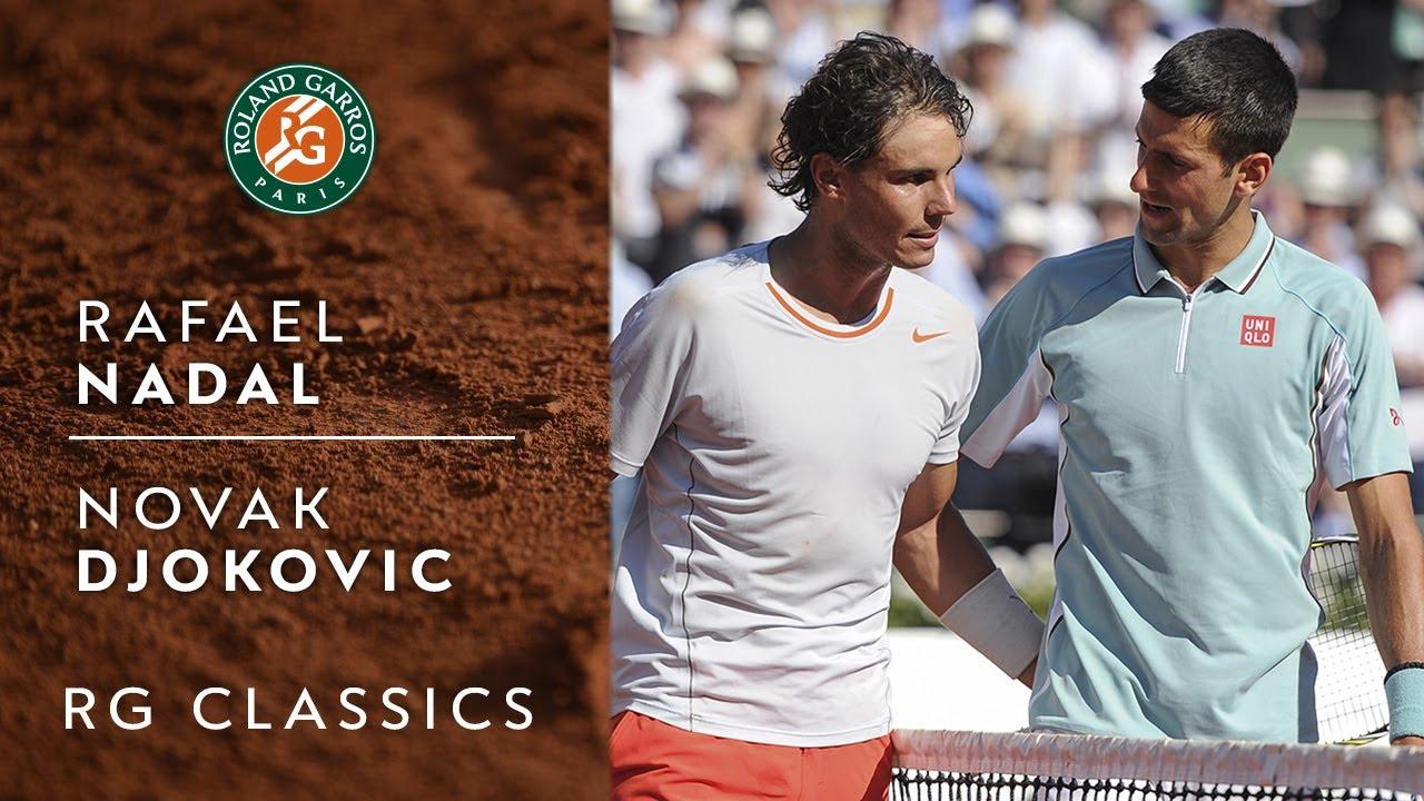 RG Classics - Rafael Nadal vs Novak Djokovic - 2013 | Roland-Garros