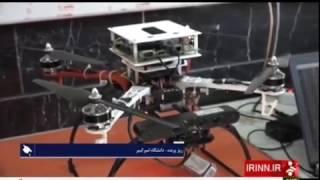 Iran made MultiRotors, Amir-Kabir university پهپاد چندپروانه دانشگاه اميركبير ايران