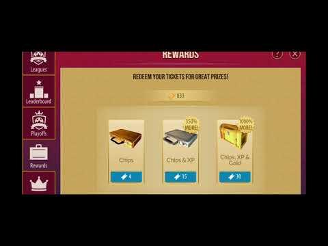 Zynga Poker _ 350m from claim 1000 ticket