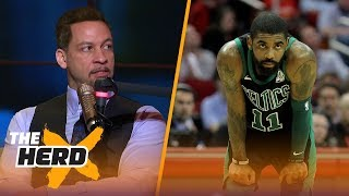 Chris Broussard talks Kyrie