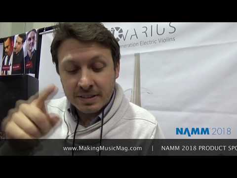 Making Music Mg/NAMM 2018 Product Spotlight: 3D Varius