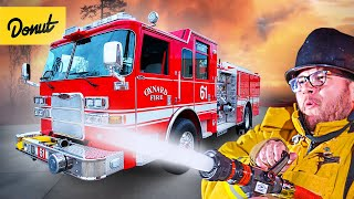 The Surprising Features of a Fire Truck