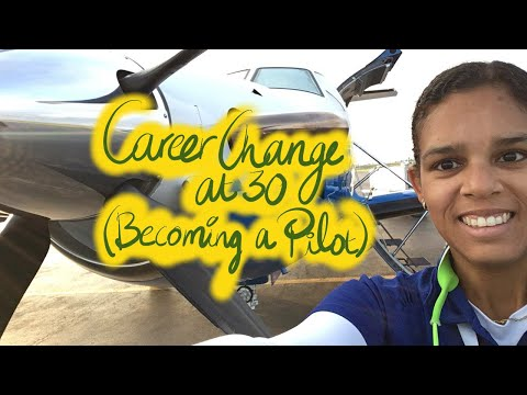 Career change after 30 (becoming a pilot)