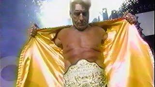 WWE 2K16   PS4   REAL WCW MONDAY NITRO!!   Ric Flair vs Sting   Daikhlo