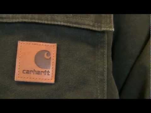 Carhartt's Sandstone Traditional Coat/Arctic Quilt Lined C26