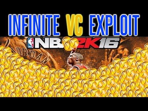 NBA 2K16 - UNLIMITED VC | VC GLITCH EXPLOIT | TIPS | INFINITE MONEY | VC CHEAT