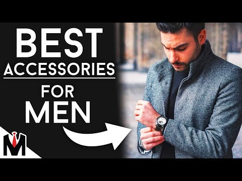 How To STAND OUT & Look Better Than OTHER GUYS | Top 5 Best Accessories For Men ad