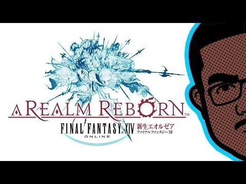 Final Fantasy 14 Ps4 Beta: Episode1  Super Tutorials