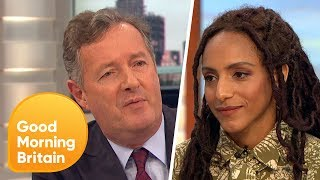 Piers Morgan Gives His Opinion on 'Veganuary'   Good Morning Britain