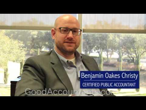 Benjamin Christy, Certified Public Accountant
