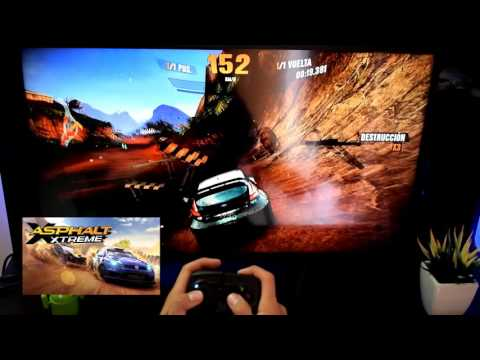 GAME TEST ON ANDROID TV BOX T95Z PLUS