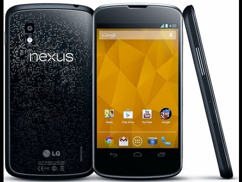 Fresh-Droid TV presents... The Google Nexus 4 Review