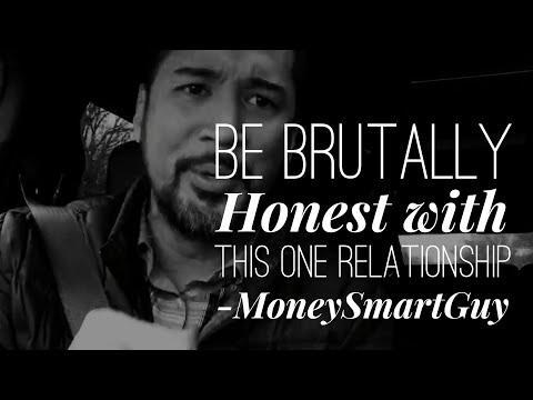 Be Brutally Honest with this ONE Relationship   @MoneySmartGuy Matt Sapaula LIVE