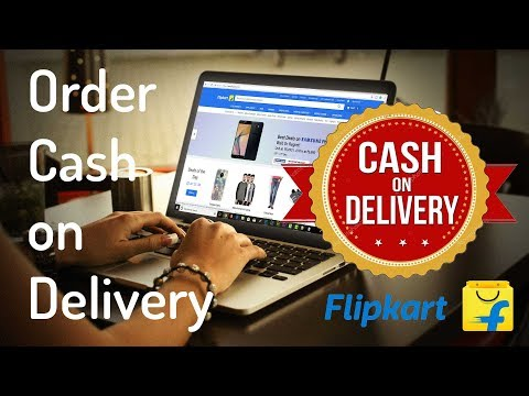 Flipkart.com - How to Order Products on Cash on Delivery
