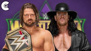 10 Pitches For The Undertaker