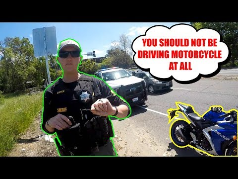 DON'T YELL AT COPS | POLICE vs MOTO |  [Episode 62 ]