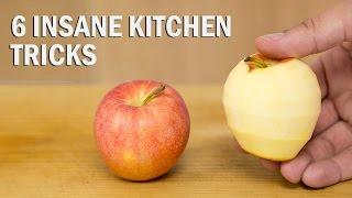 6 Insane Kitchen Tricks