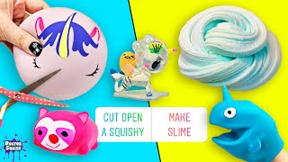 Instagram Controls My Slime And Squishy Video!