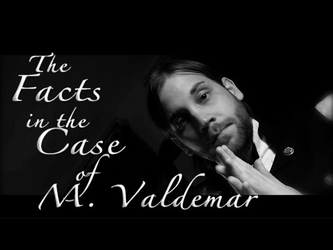 Edgar Allan Poe's THE FACTS IN THE CASE OF M. VALDEMAR - Short Film