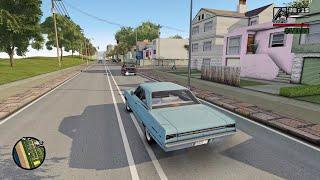 GTA San Andreas 2021 4K Gameplay Part 38 - Supply Lines... - GTA San Andreas 4K 60FPS PC