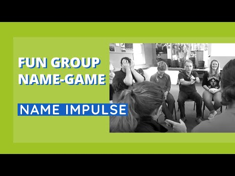 Fun Group Name-Game - Name Impulse