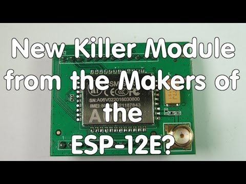 #66 New Killer Module from AI-Thinkers? The A6 GSM M2M Module