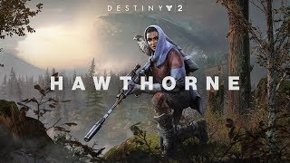 『Destiny 2』 先導者「ホーソーン」