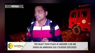 Three killed,11 injured in blast at food processing unit in Patiala