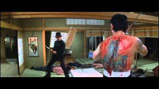 Yakuza Tattoo scenes from the 1974 Movie
