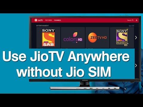 How To Play JioTV on Laptop | Web Version of JioTV