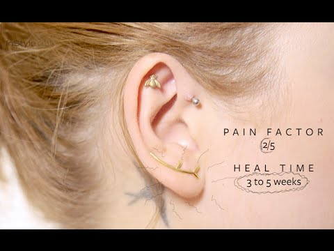 Ear Piercing - Everything You Need To Know To Get Your Ear Party On