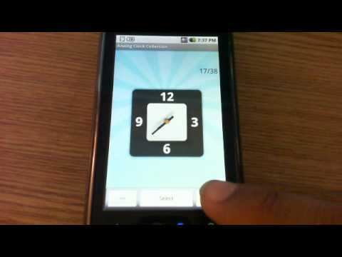 Best Android Clock App!?!- Analog Clock Collection (38-in-1)