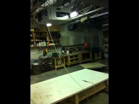 Cabinet shop at Meadowview Construction