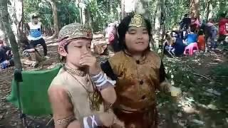 Atraksi Sulap di Loksyut Pangeran 2