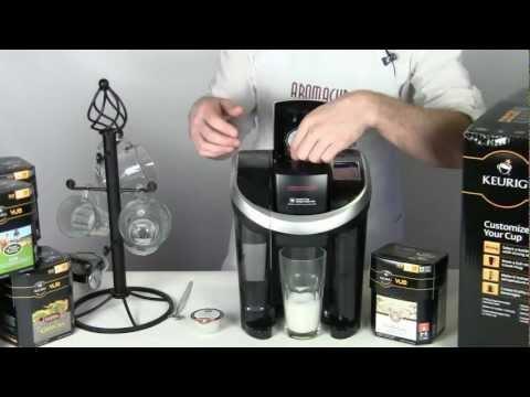 Keurig VUE quick and easy Latte