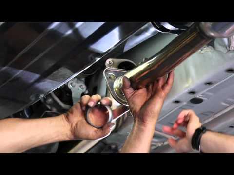 Fixing the Exhaust Leak!