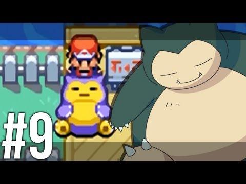 Pokemon FireRed - Part 9: Snorlax!