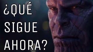 Explicación de la Escena Post-Créditos de Avengers Infinity War