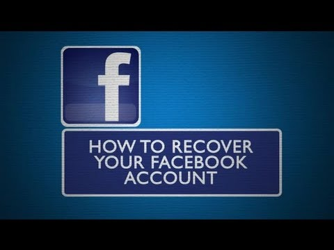 How to Recover Your Facebook Account : Everything Facebook