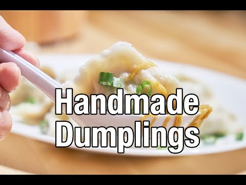 How to Make Dumplings From Scratch | Belly on a Budget | Episode 5