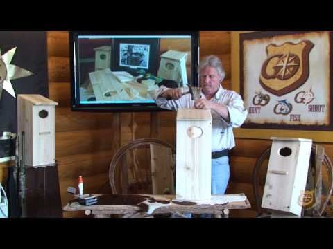 How To Assemble A Wood Duck Nesting Box - Earn a HQ Merit Badge