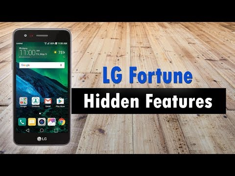Hidden Features of the LG Fortune You Don't Know About