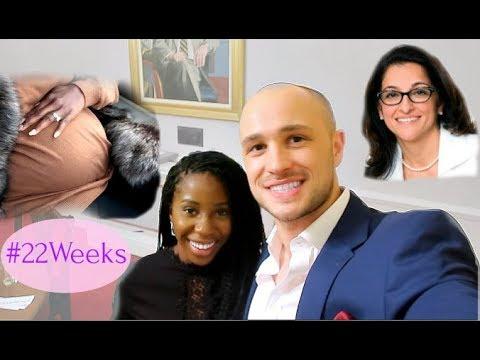 PREGNANCY SCANS & MEETING FIRST FEMALE SURGEON - A WEEK IN MY LIFE   AdannaDavid