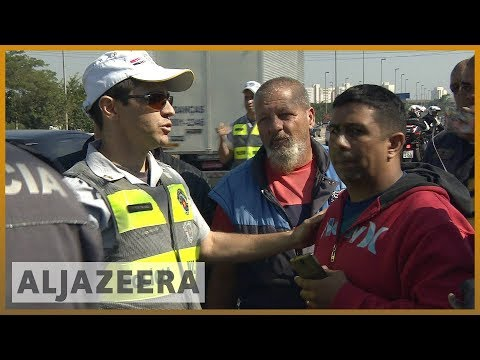 🇧🇷 Brazil truck strike over fuel costs continue despite deal | Al Jazeera English